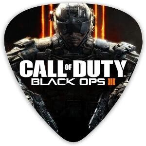 Puas Call of Duty para guitarra