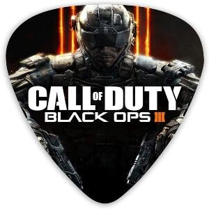 Puas de Call of Duty Black Ops 3 para guitarra