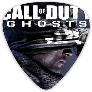 Puas de Call of Duty Ghosts para guitarra