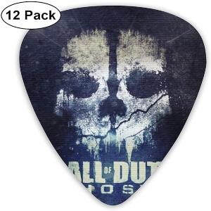 Puas logo de Call of Duty Ghosts para guitarra