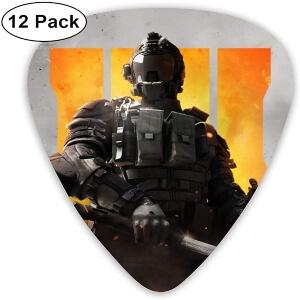 Puas soldado de Call of Duty Black Ops 4 para guitarra