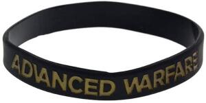 Pulsera silicona de Call of Duty Advanced Warfare