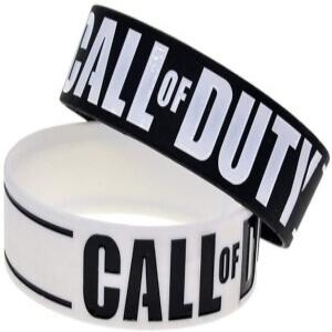 Pulseras de Call of Duty para verano