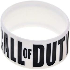 Pulseras de silicona de Call of Duty
