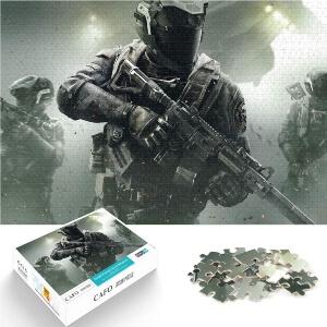 Puzzle de Call of Duty Infinite Warfare
