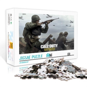 Puzzle de Call of Duty World War 2