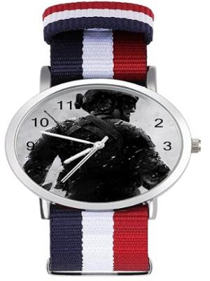 Reloj soldado Call of Duty