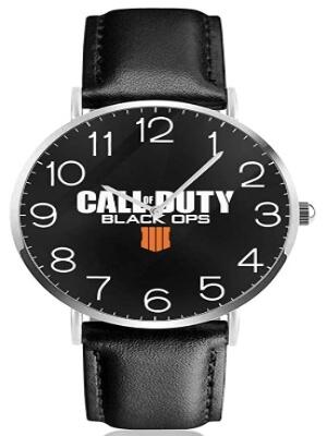 Relojes diseños de Call of Duty