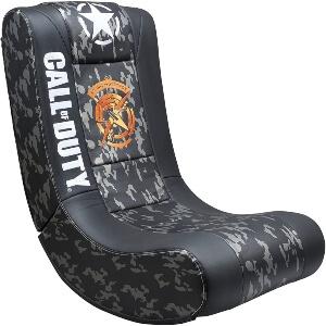 Silla gaming de Call of Duty para el suelo