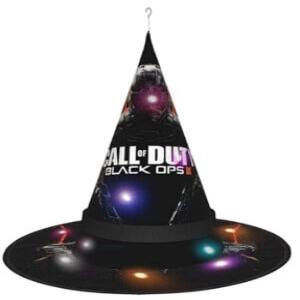 Sombrero de bruja de Call of Duty