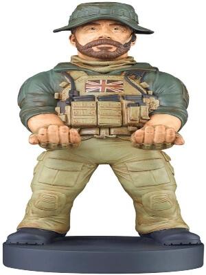 Soporte con cargador Capitan Price de Call of Duty