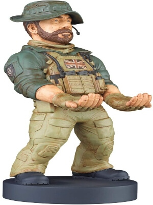 Soporte con cargador Captain Price de Call of Duty