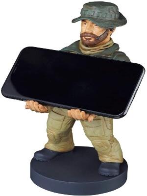 Soporte con cargador de Call of Duty con móvil