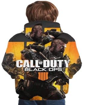 Sudadera de Call of Duty Black Ops 4 para niños