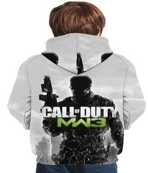Sudadera de Call of Duty Modern Warfare 3 para niños