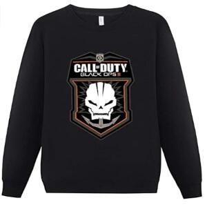 Sudadera logotipo Call of Duty Black Ops 2 para adultos