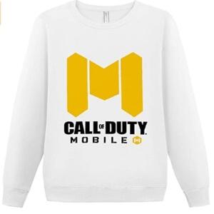 Sudadera logotipo Call of Duty Mobile para adultos