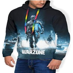 Sudadera soldado Call of Duty Warzone para adultos