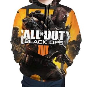 Sudaderas de Call of Duty para niños