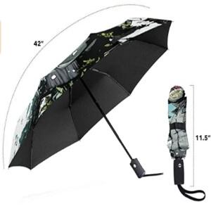 Tamaño de los paraguas de Call of Duty