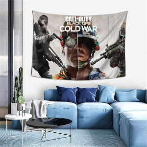 Tapiz de Call of Duty Black Ops Cold War