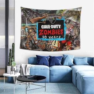 Tapiz de Call of Duty Zombies