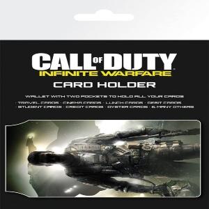 Tarjetero de Call of Duty Infinite Warfare
