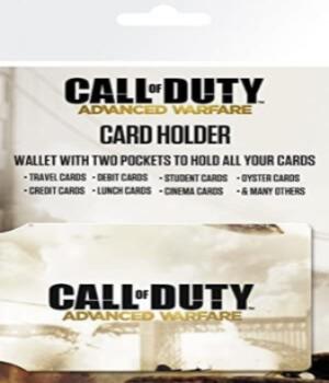 Tarjeteros de Call of Duty Advanced Warfare