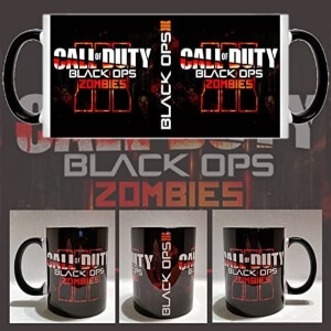 Taza Call of Duty Black Ops 4 zombies