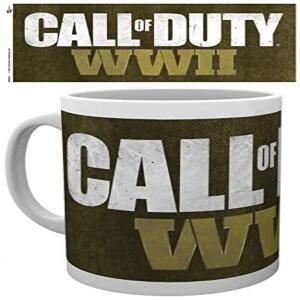 Taza Call of Duty World War 2