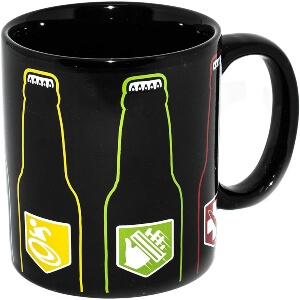 Taza botellines Call of Duty