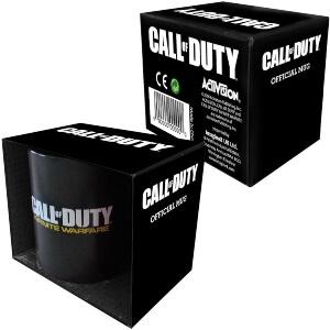 Taza del Call of Duty Infinite Warfare