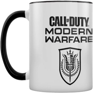 Taza escudo Call of Duty Modern Warfare