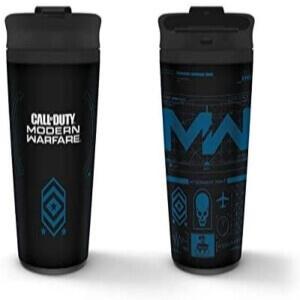 Tazas con tapa Call of Duty