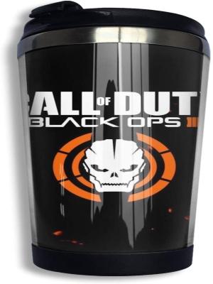 Tazas con tapa de Call of Duty 400 ml