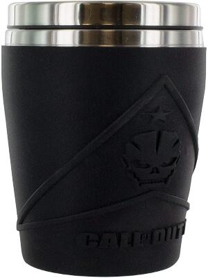 Tazas con tapa de Call of Duty 450 ml