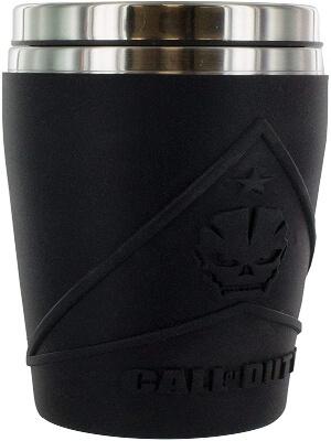 Tazas con tapa de Call of Duty logo