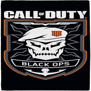 Toallas de Call of Duty Black Ops