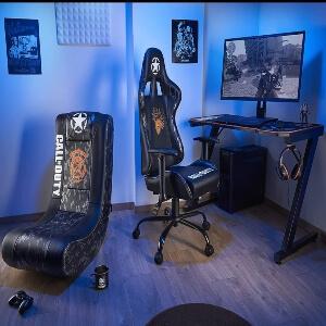 Todos los tipos de sillas gaming de Call of Duty