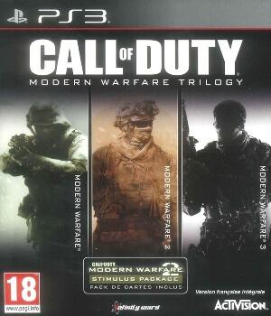 Trilogia del Call of Duty Modern Warfare