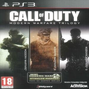 Trilogias Call of Duty