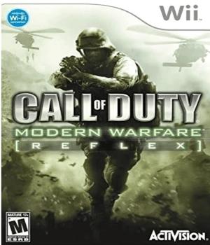 Videojuego Call of Duty 4 Modern Warfare Wii