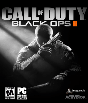 Videojuego Call of Duty Black Ops 2 PC