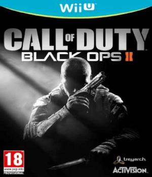 Videojuego Call of Duty Black Ops 2 Wii U