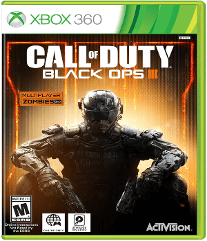 Videojuego Call of Duty Black Ops 3 Xbox 360