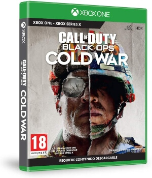 Videojuego Call of Duty Black Ops Cold War para Xbox One