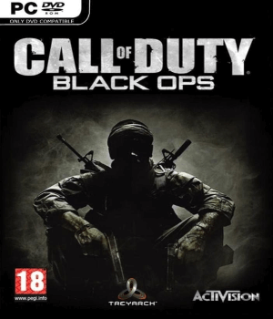 Videojuego Call of Duty Black Ops PC