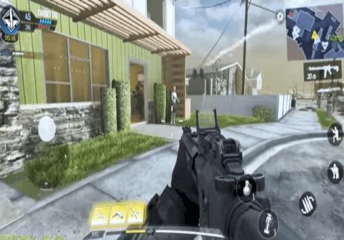 Videojuego Call of Duty Mobile