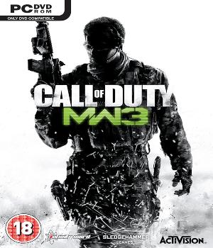 Videojuego Call of Duty Modern Warfare 3 PC