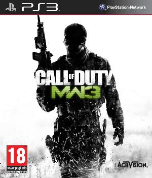 Videojuego Call of Duty Modern Warfare 3 PS3